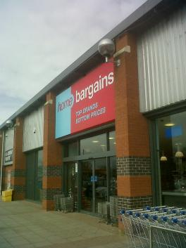 Home Bargains Openingtimes