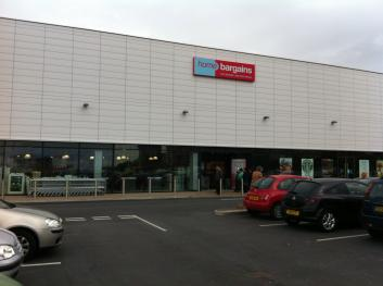 Home Bargains Wallasey