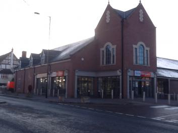 Abbey Foregate, Shrewsbury, Shropshire