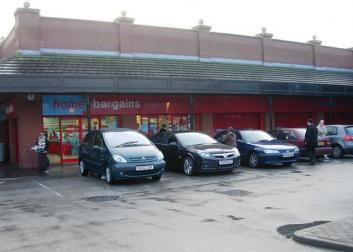 Wavertree Retail Park, Wavertree, Liverpool