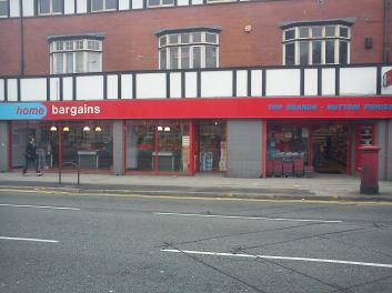 Home Bargains - Axis Business Park, Portal Way, Off East ...
