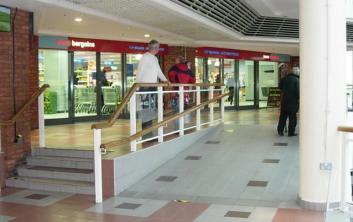 Prescot Shopping Centre, Prescot