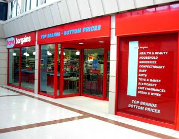 Home Bargains Merrywalks Stroud Opening Times Directions