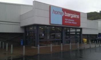 Home Bargains Pontardawe Retail Park