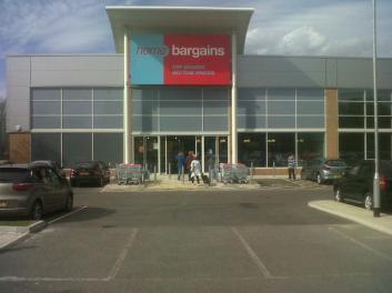 Wellington Retail Park, Waterlooville, Hampshire