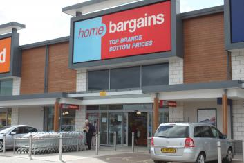 Inverurie Retail Park, Oldeldrum Road