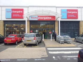 Westend Retail Park, Glasgow