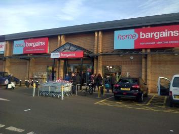 Darlington Retail Park, Darlington