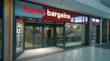 Home Bargains Forum Shopping Centre Segedunum Way Wallsend