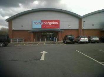 Ashgate Retail Park, Hucknall