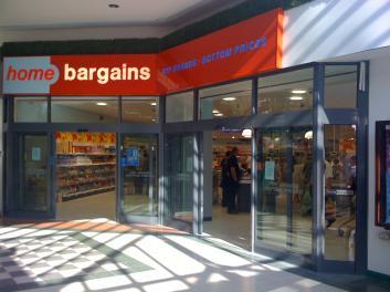 Hildreds Shopping Centre, Skegness