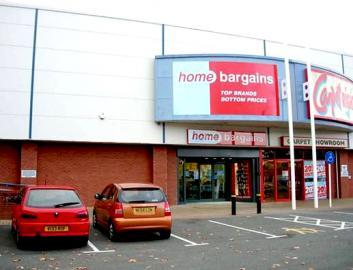Trident Retail Park, Halton Lea, Runcorn