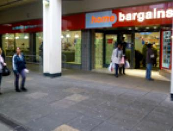 Home Bargains North Mall Edmonton Green Opening Times Directions