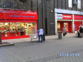 Curzon Street, Burnley