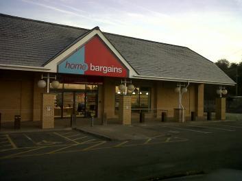 Havens Head Retail Park, Milford Haven