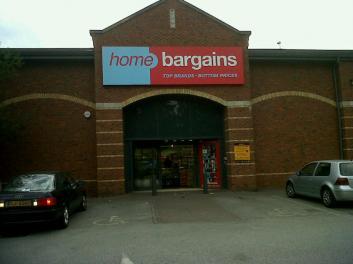 Victoria Retail Park, Worksop