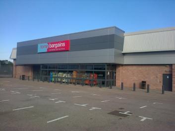 Balmoor Retail Park, Peterhead