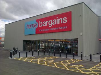 Westminster Retail Park, Ellesmere Port, Wirral