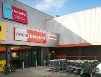 Crostons Retail Park, Bury, Lancashire