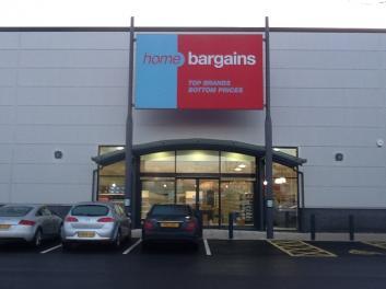 Greenhill Retail Park, Kingsteignton