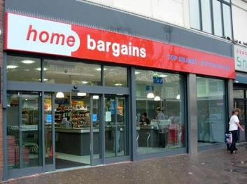 Home Bargains Shop Opening Times