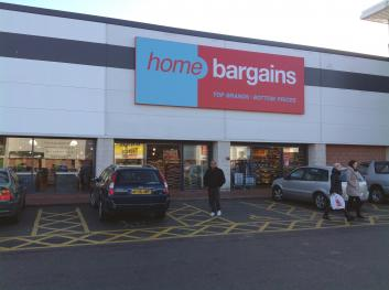 Home Bargains Beckton Retail Park Beckton Opening Times Directions