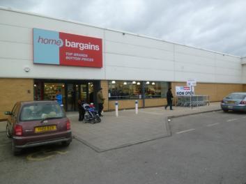Kingston Shopping Centre, Holderness Road, Hull