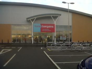 Golden Valley Retail Park, Cheltenham