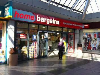 Abbeygate Shopping Centre, High Street, Arbroath