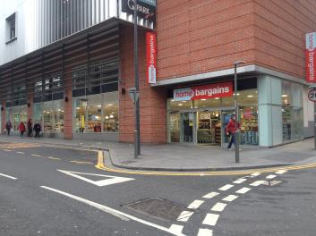 Home Bargains - St Johns Shopping Centre