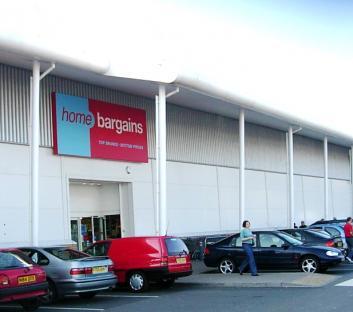Lakeside Retail Park, Brynmawr, Gwent