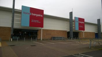 Blackwood, Blackwood Gate Retail Park