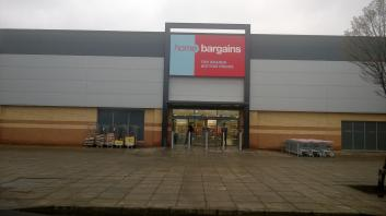 St. Catherines Retail Park, Perth