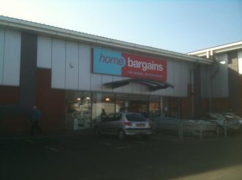 Trafford Retail Park, Redditch