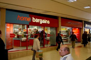 Home Bargains St Helens