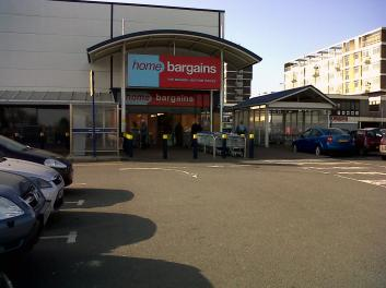 Oasis Retail Park, Corby