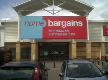 Parsonage Retail Park, Leigh