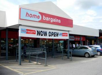 home bargains brownlow street whitchurch opening times. Black Bedroom Furniture Sets. Home Design Ideas