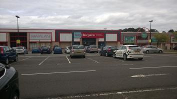 Carnagie Drive Retail Park, Dunfermline
