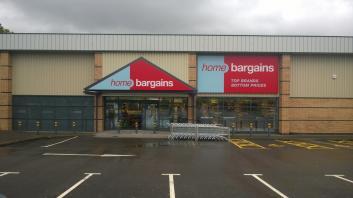 Picton Court Retail Park, Bridgend