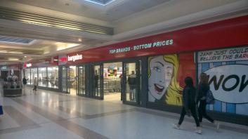 East Kilbride Shopping Centre, East Kilbride.
