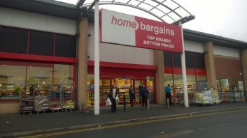 Eastgate Retail Park, Accrington