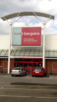 Regent Retail Park, Salford