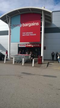 Bradshaw Retail Park, Derby