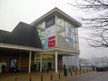 Freeport Outlet Mall, Talke