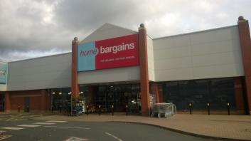 Grand Junction Retail Park, Crewe