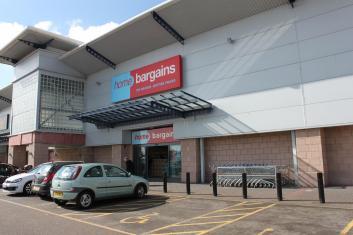 Boulevard Retail Park, Aberdeen