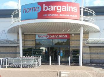 Stechford Retail Park, Birmingham
