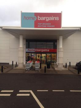 Hamilton Retail Park, Hamilton, Lanarkshire