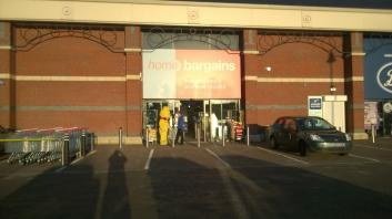 Northgate Retail Park, Newark